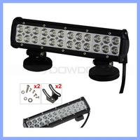 "12"" 72W LED Light Bar Truck Trailer 4x4 4WD SUV ATV Off-Road Car 9-32v Work Working Lamp"