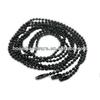 Fashion High Quality Metal Black Ball Chain Necklace