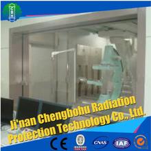 10 mm X-ray shielding lead glass