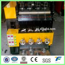 automatic spiral scourer making machine, stainless steel scouring pad, machine stainless steel scourer