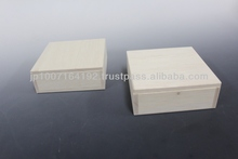 small product packaging wooden box for packaging