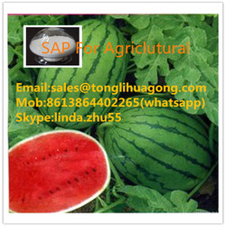 manufacturer super absorbent polymer potassium polyacrylate SAP for agriculture absorbent farmland drought insurance agent