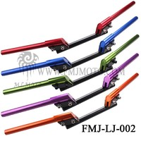 dirt bike motorcycle ATV colorful aluminum motorcycle steering handle bar