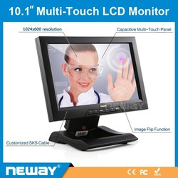 10.1 inch VGA Touch screen monitor / Car tft lcd monitor / car touch lcd display