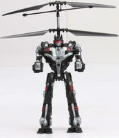 2013 hot sale 2ch with gyro rc robot helicopter toys