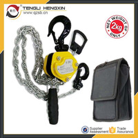 250kg Lever Hoist light weight Ratchet Lever chain block