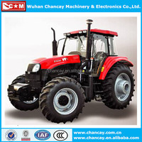New wheel tractors YTO 4wd 130hp tractors for sale germany