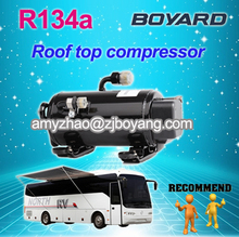 van roof mounted air conditioner with boyard bldc 12v 24v dc horizontal compressor