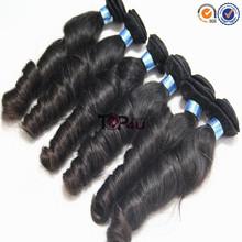 Aliexpress new arrival virgin human hair extensions organic hair