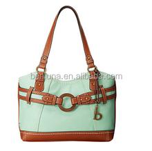 BENLUNA # 269,2015 Latest Design Famous Branded Bags High Quality Women Leather Handbags tote bag backpack