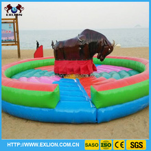 popular and exciting amusement equipment rodeo bull ride game