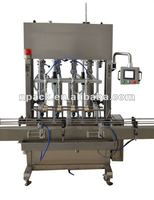 Automatic Viscous Liquid Piston Filling Machine