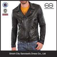 2015 Men Clothes Jacket, Leather Adult Sex Clothes, Fashion Clothes for Men Wholesale