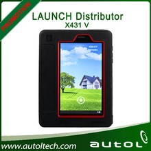 Global Version Launch X431 V Wifi/Bluetooth Support One Click Online Update