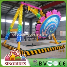 Factory direct sales amusement park rides machine small pendulum ride for sale on best price