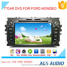 "7""special touch screen for FORD MONDEO Car radio with DVD Player GPS navigation bluetooth RDS SD"