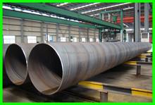 spiral submerged arc welded steel pipe