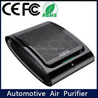 New car auto accessories Product car air freshener Ionizer CA100 for remove smoke PM2.5 Air Purifier