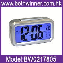 children's alarm clock,H0T07 7-Inch Digital Alarm Clock, table clock for sale