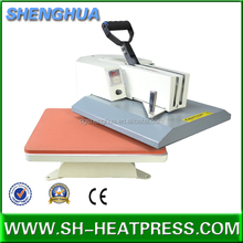 CE Approval Swing heat press machine , Shaking head heat press machine