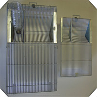 stainless steel mouse trap cage