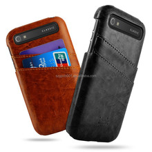 Imak brand Sagacity series case cover for BlackBerry Classic Q20 BUSINESS CARD SLOT CASE POCKET PHONE CASE