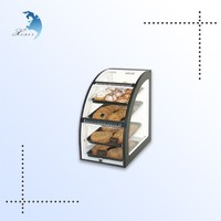 Good quality transparent acrylic Bakery Display Cases for Sale