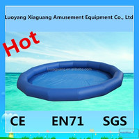 Top quality customized style for your choose swimming pool inflatable palm tree pool float