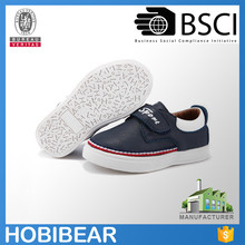 HOBIBEAR high quality 1-3 years baby boy soft bobux shoes loafer design fashion shoes