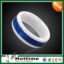 Wholesale Fashion White Ceramic Ring,Ceramic Fashion Ring