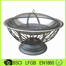 FP93 Fire Pits / Outdoor / Garden Cast Iron / Steel Fire pits