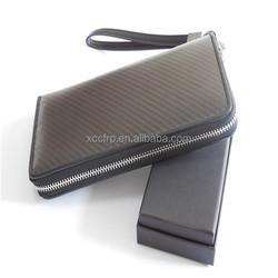 Nice Looking Surface Carbon Fiber Wallet/Handbag