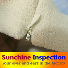 Garment & Textile Quality Control Inspection Services in China