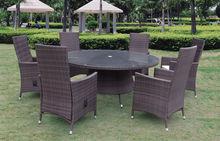 2013 nuevo producto! muebles de jardín de ratán