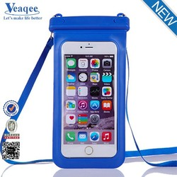 Veaqee hot items waterproof smart phone dry bag pouch case