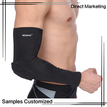 2015 New Design Sports Neoprene Elbow Sleeve Support,Elbow Brace Pad,Neoprene Waterproof Elbow Support