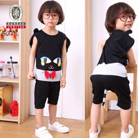 2012 fashion kids clothing overall cartoon cat cosplay kids clothes sale