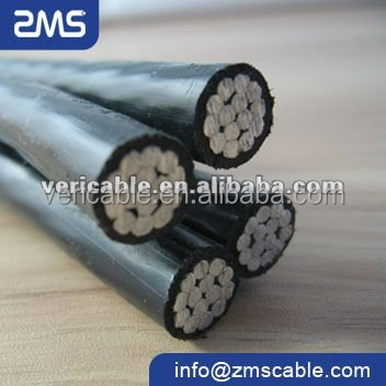 Aerial Bundled Cable, ABC Cable, Overhead cable