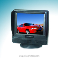 3.5 Inch Color LCD Digital touch screen vehicle monitor