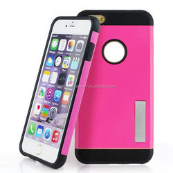 Large in stock For Iphone 6 Kickstand Case