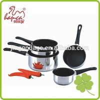 Induction cookware Stainless Steel Sauce Pan, Cooking pot Milk Pot Without Lid