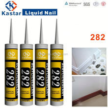 kater brand water clean up concrete acrylic glues