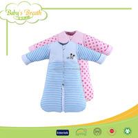 BSB142 printed eco-friendly good breathable cotton minion funny animals sleeping bag