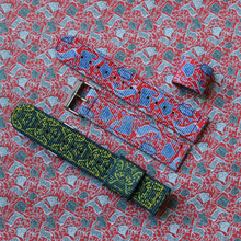 1.2mm Thickness Camo Watch Strap With Customized Artwork For Nato Fabric Strap Watch