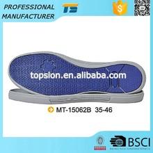 Stylish High Friction Unisex Flexible Rubber New Style Shoe Outsole Price