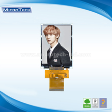 Good quality Standard 2.8 inch 240x320 pixel TFT LCD panel