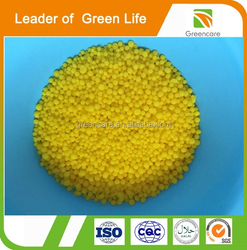 High efficient control release Nitrogen fertilizer N27% Instead of Urea