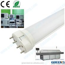Epistar 4pins tube lamp led 2g11 plc 26w 18w 14w 8w