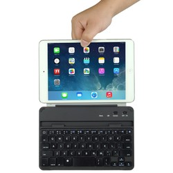 wireless bluetooth ultrathin keyboard cover mini for ipad mini 3/2/1