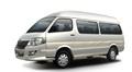 Plutón kingstar b6 11-16 asientos de gasolina de china minibús